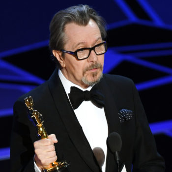 17 things more interesting than Gary Oldman's Oscar acceptance speech