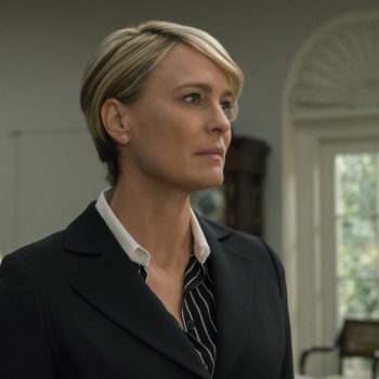 """House of Cards"" just said so long to Frank and hello to Claire in the first teaser for the final season"