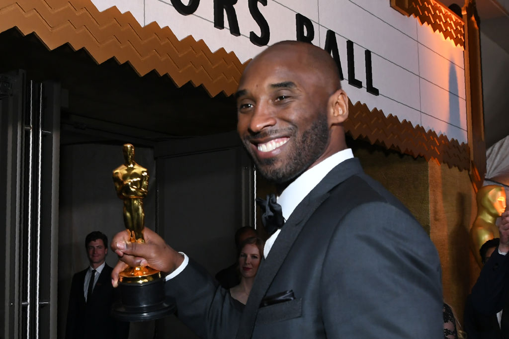 Here are 20 actors who have fewer Oscars than Kobe Bryant