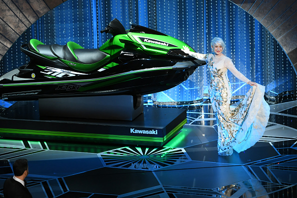 Who won the jet ski at the 2018 Oscars last night? We checked it out