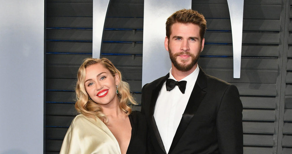 2018 Oscars Miley Cyrus Attended After Parties With Liam