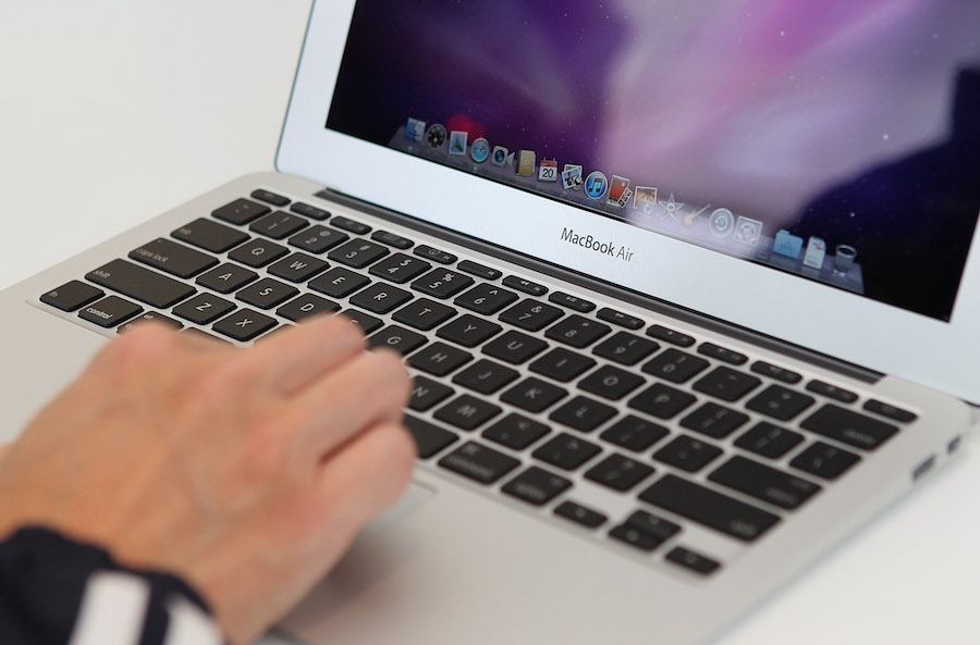 This is when the Apple gods might release a cheaper MacBook Air