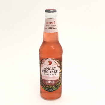 We taste-tested Angry Orchard's new rosé hard cider, because we're leaning hard into that millennial life