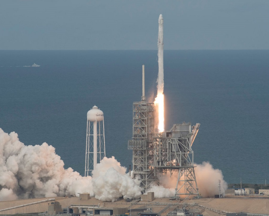 When is tomorrow's Falcon 9 launch? Here's when you should log on to watch