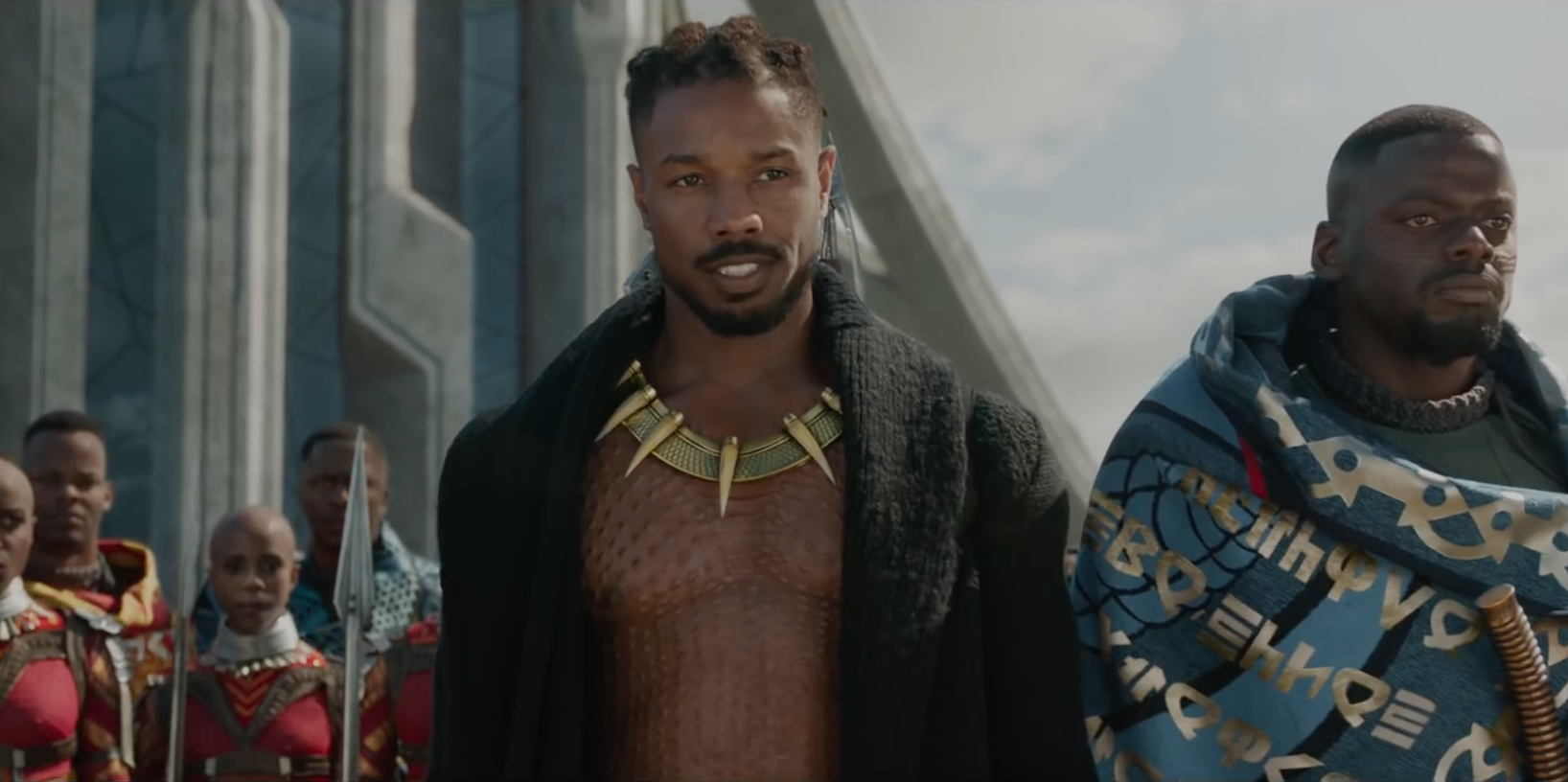 """Is """"Black Panther"""" nominated for any Oscars this year?"""