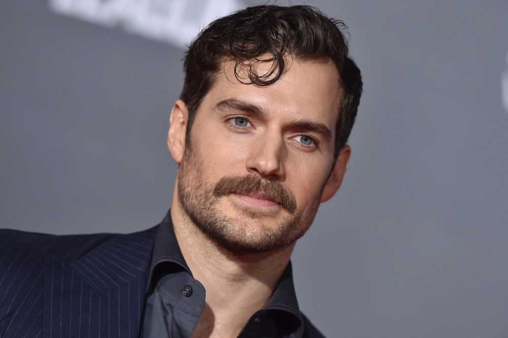 Henry Cavill is so sorry to inform you that he actually died two days ago, whoops