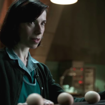 "This ""Shape of Water"" theory changes everything we thought we knew — it suggests Elisa was part fish"