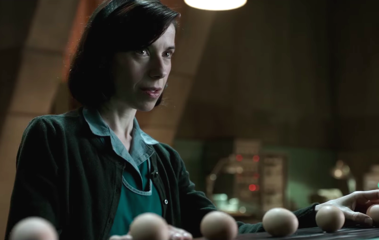 """This """"Shape of Water"""" theory changes everything we thought we knew — it suggests Elisa was part fish"""