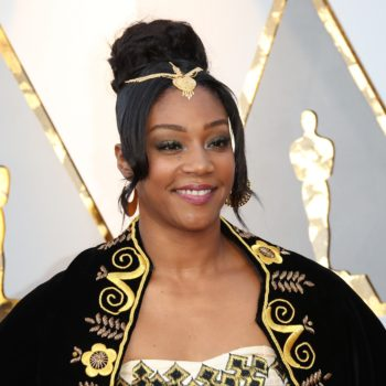 Here's what we know about Tiffany Haddish's late father, who inspired her regal Oscar look