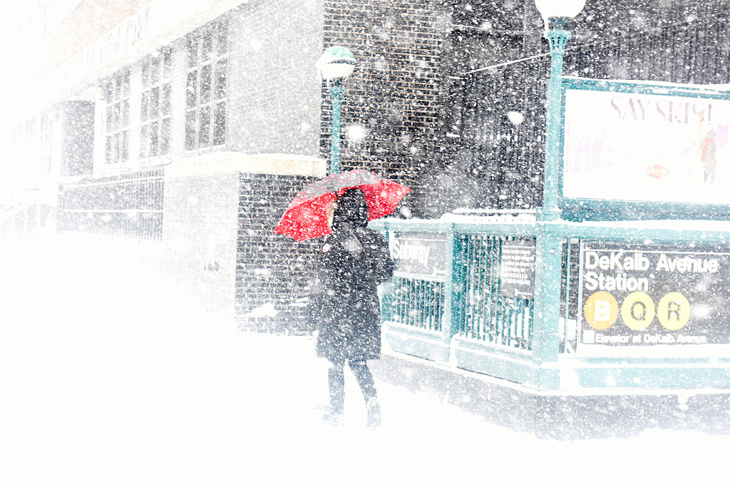 How will Winter Storm Quinn affect New York?