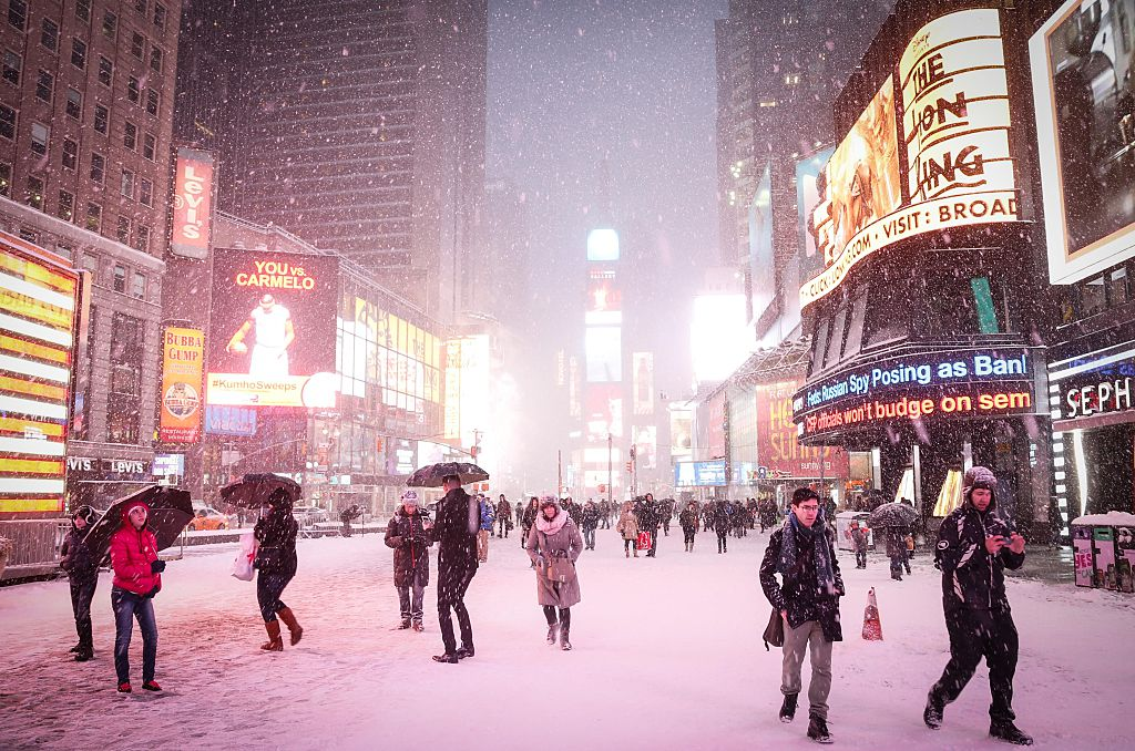 How to prepare for Winter Storm Quinn if you live in New York City
