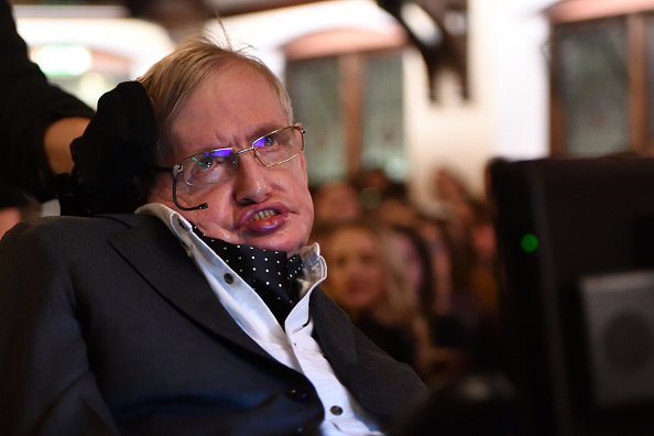 Stephen Hawking revealed what he thinks happened at the beginning of time, and whoa