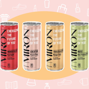 WANT/NEED: The best (and healthiest!) energy drink you'll ever taste, and more stuff you want to buy
