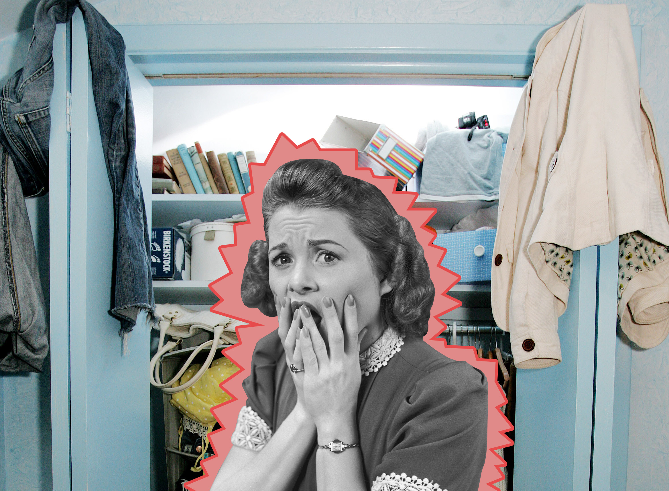 These are the 3 essential questions you need to ask yourself when cleaning out your closet