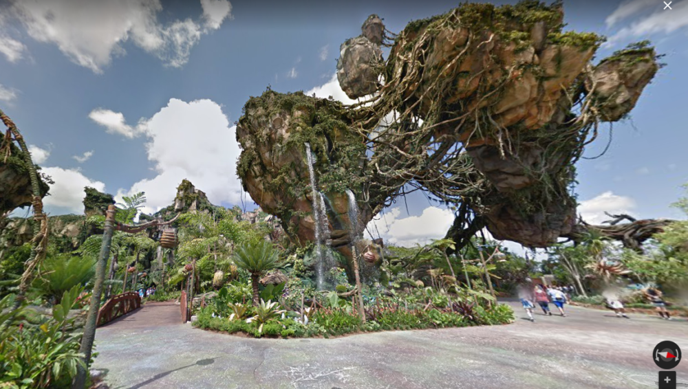 You can visit Disneyland on Google Maps Street View now — Dole Whip, sadly, not included