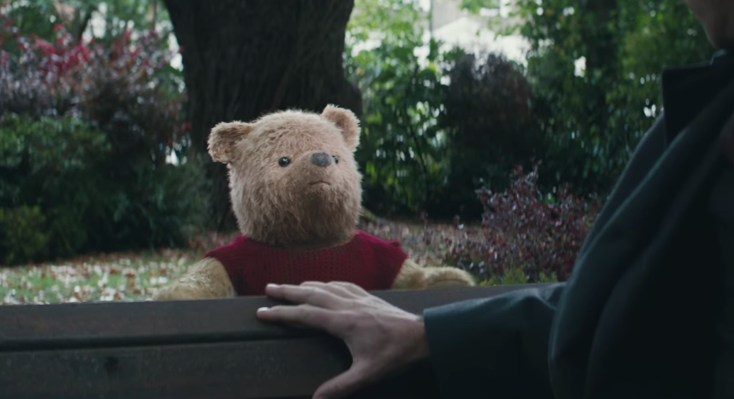 "Oh bother, Disney has just released the first teaser for ""Christopher Robin"""