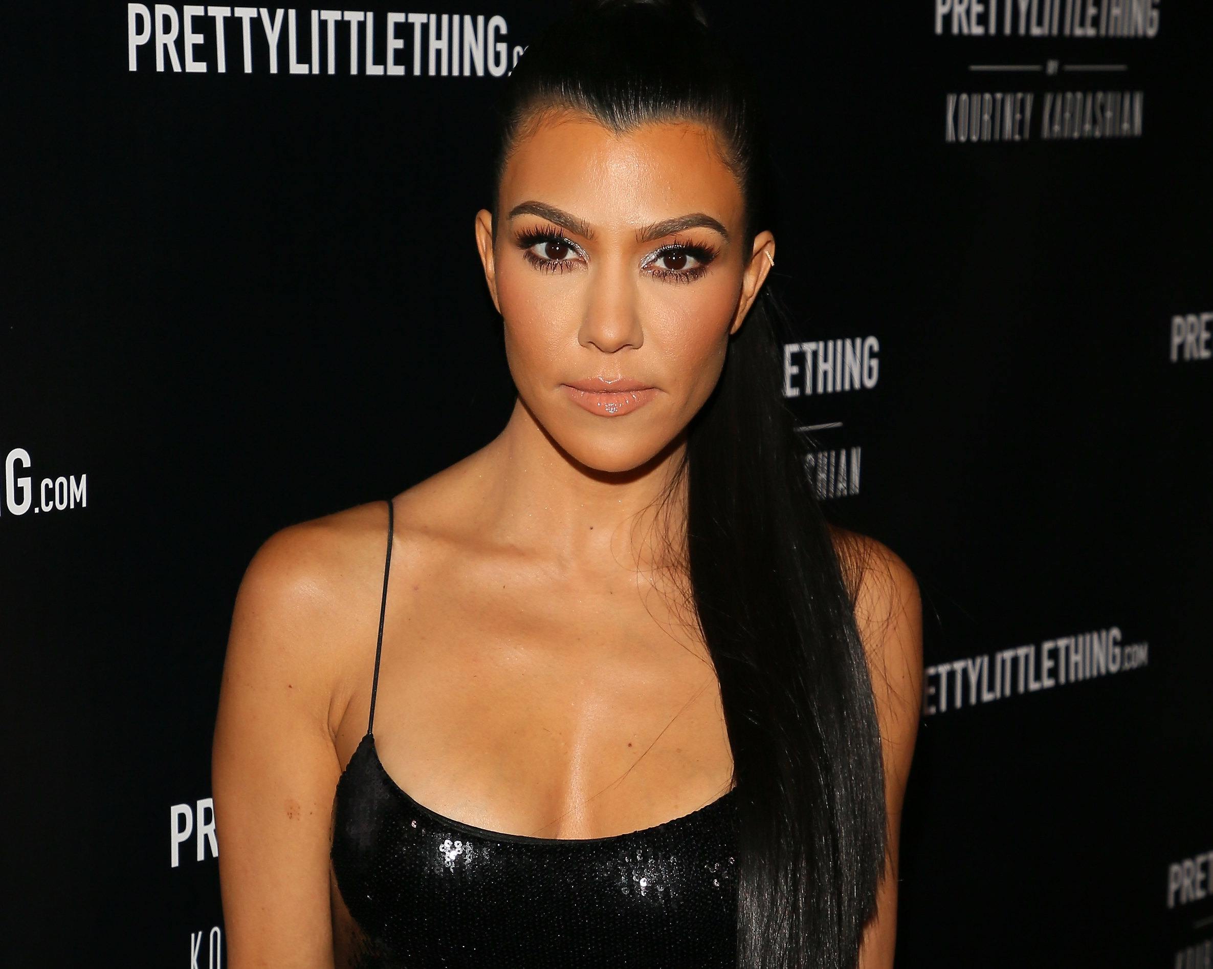 This is why Kourtney Kardashian deleted her Instagram yesterday