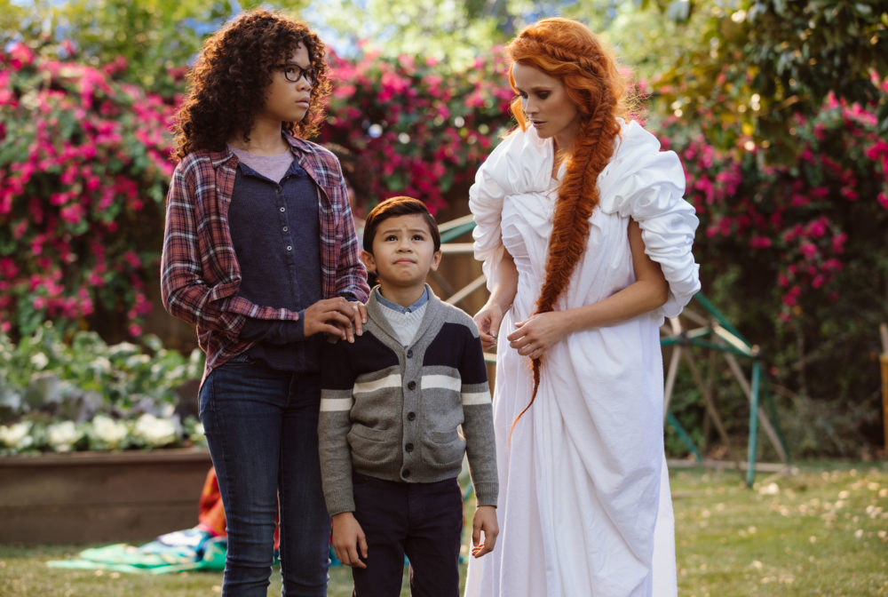 "There's now a ""Wrinkle in Time"" challenge, and it wants you to pay it forward"