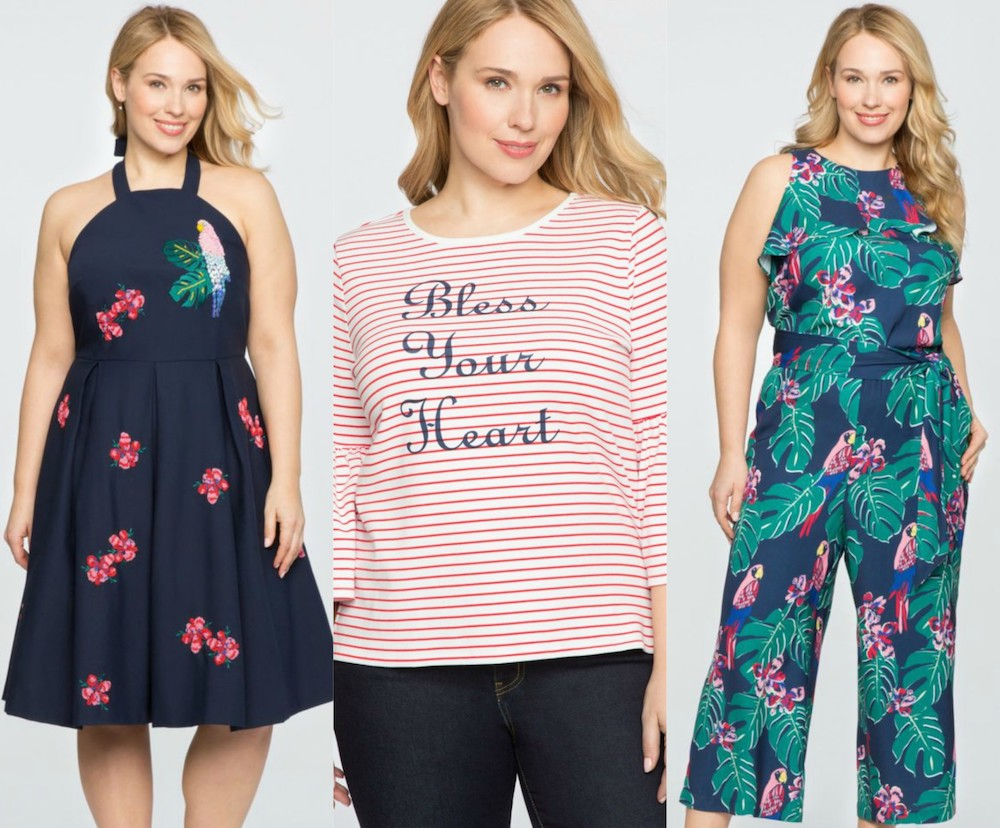 Reese Witherspoon's Draper James fashion brand launched its first size-inclusive collection