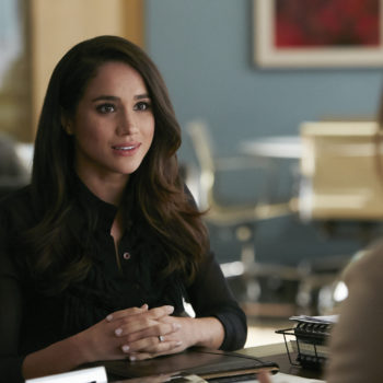 """The teaser for Meghan Markle's final season on """"Suits"""" is all about Rachel's wedding, because sometimes art imitates life"""
