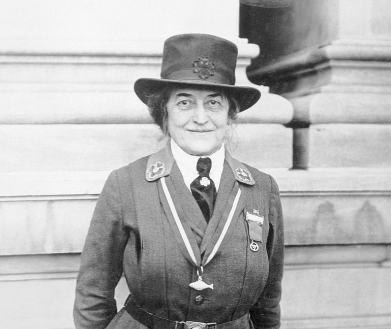How Juliette Gordon Low and her Girl Scouts of America introduced feminism to generations of girls