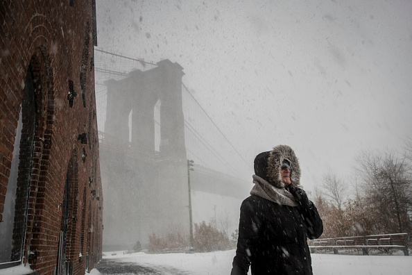 Winter Storm Quinn is expected to be worse in these cities