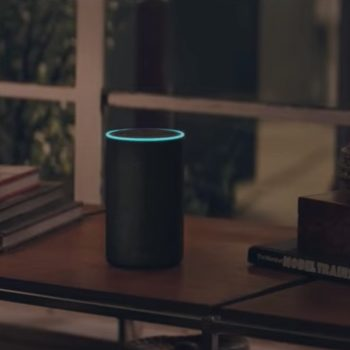 Amazon Alexa's voice keeps randomly laughing, and this sounds like the start of a horror movie