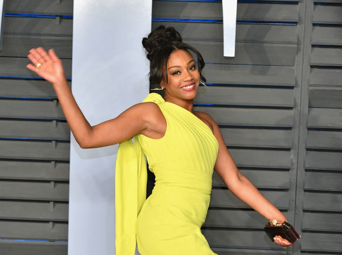 Tiffany Haddish loves knockoff designer purses, and bless this affordable lifestyle goddess