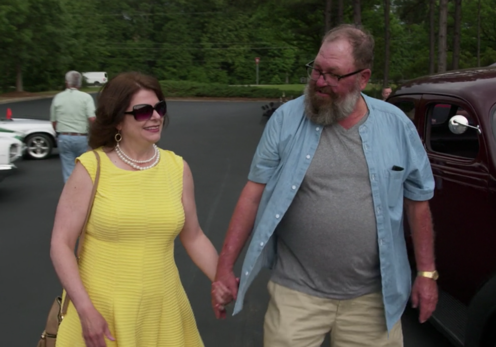 "Tom and Abby's engagement story is too sweet — and seriously, ""Queer Eye,"" when's the wedding special?"