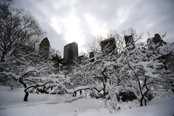 New York City just experienced thundersnow, and Twitter is freaking out