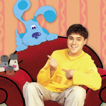 """""""Blue's Clues"""" is getting a reboot, and YOU can audition to be the new host"""