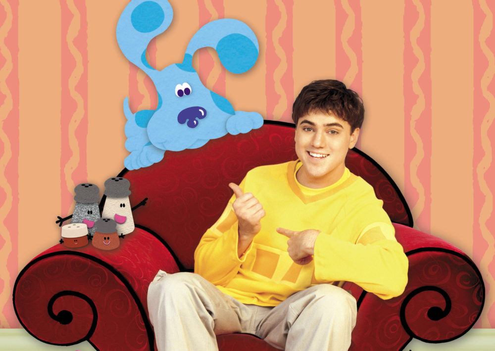 """Blue's Clues"" is getting a reboot, and YOU can audition to be the new host"