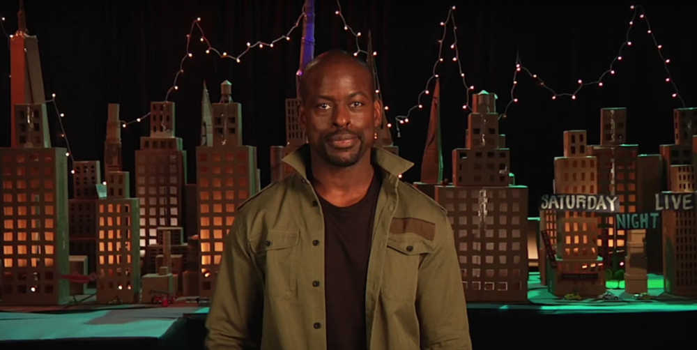 "Sterling K. Brown took the liberty to completely remake the ""Saturday Night Live"" opening, and honestly, we like this better"