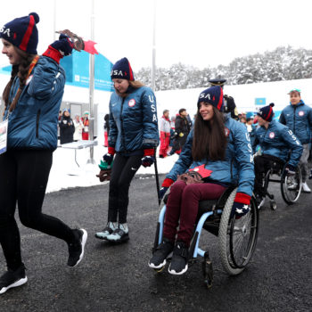 When do the 2018 Paralympics end? Sadly, they're not as long as the Olympics