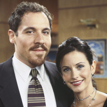 """Monica's one-time boyfriend on """"Friends"""" is now in charge of the """"Star Wars"""" TV show"""
