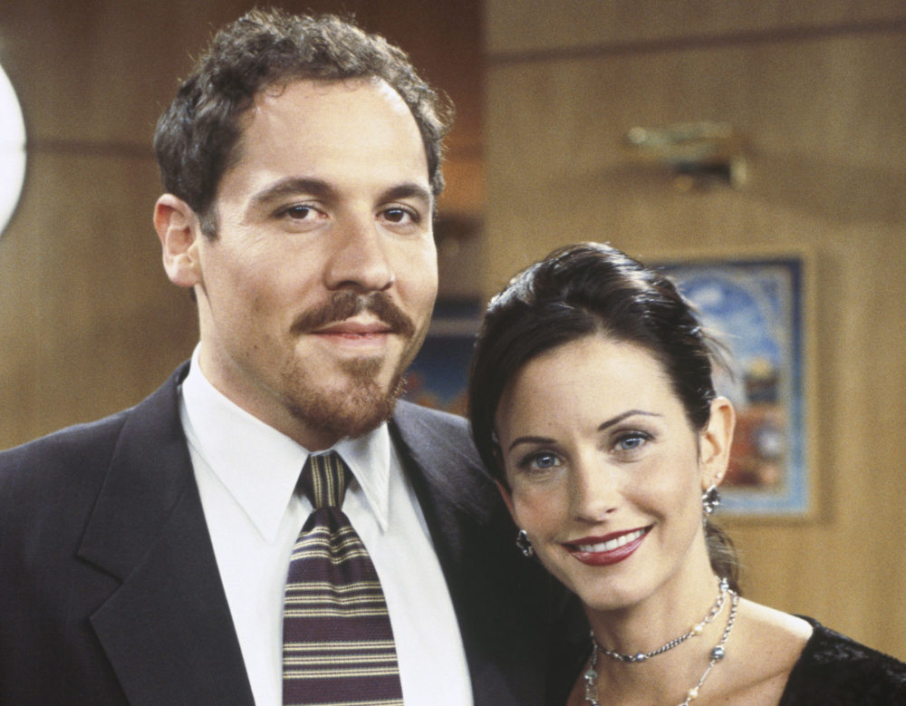 "Monica's one-time boyfriend on ""Friends"" is now in charge of the ""Star Wars"" TV show"