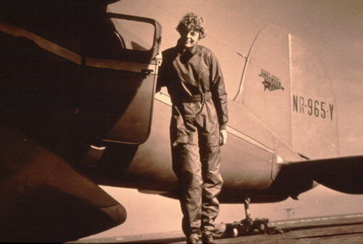The 4 wildest conspiracies surrounding Amelia Earhart's disappearance