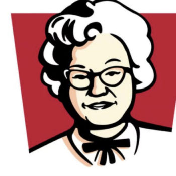 """KFC introduced """"Claudia Sanders"""" for International Women's Day, and FYI, this is not feminism"""