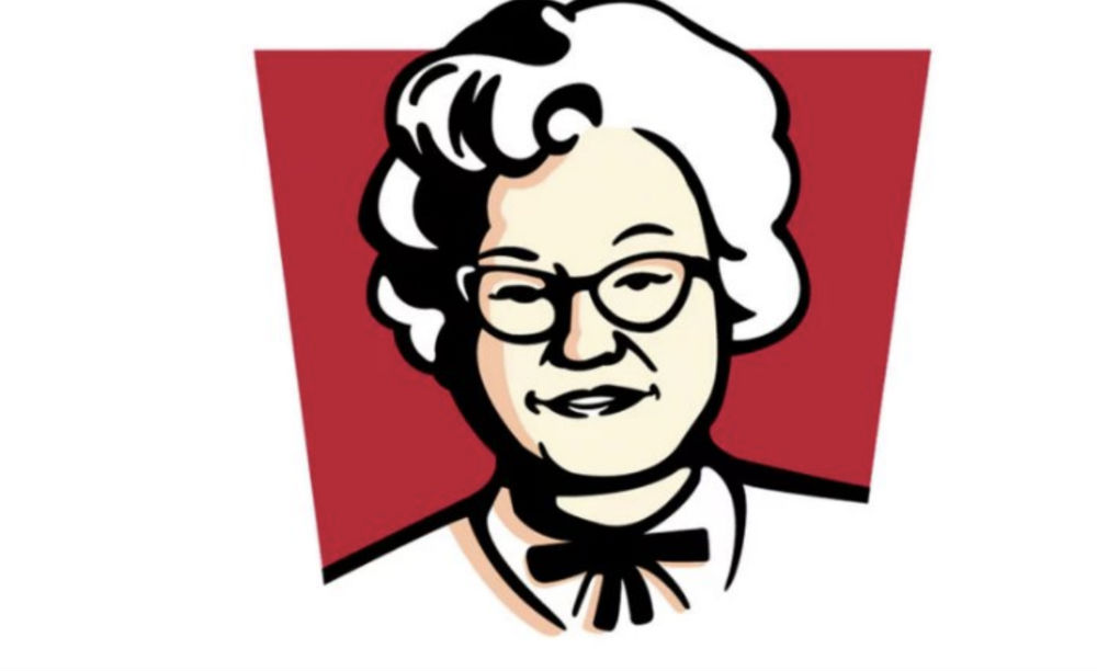 "KFC introduced ""Claudia Sanders"" for International Women's Day, and FYI, this is not feminism"