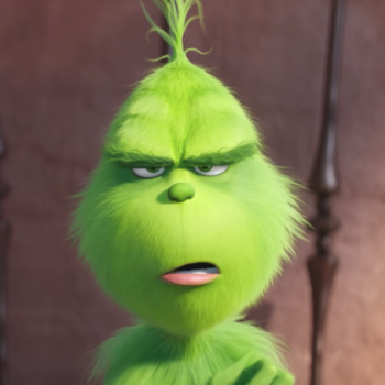 "The first trailer for ""The Grinch"" is here, and Benedict Cumberbatch is a mean one"