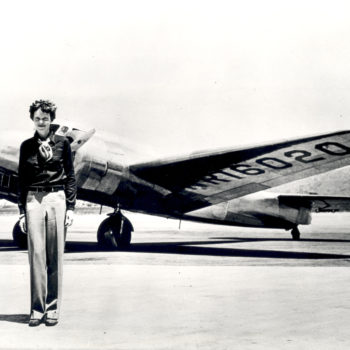 A scientist is 99% sure he knows what happened to Amelia Earhart, and happy International Women's Day to us all
