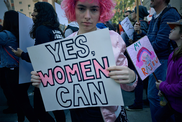 How to argue for women's rights because, yes, in 2018, we're still arguing
