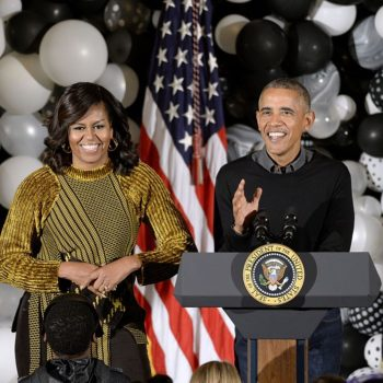Stop everything: The Obamas might get a production deal with Netflix