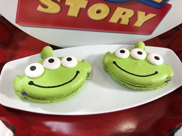 "These adorable Disney desserts are so ""Monsters Inc""-redible, we almost don't want to eat them"