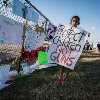 A sixth-grader wrote a will in case there's a shooting at his school, and it makes our hearts hurt
