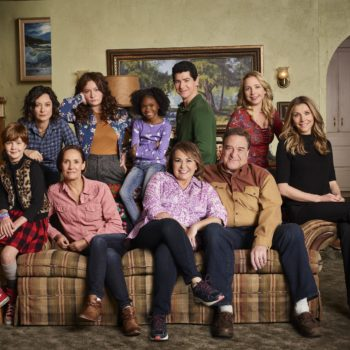 "The ""Roseanne"" reboot opening credits are here, and we're overcome with equal parts excitement and nostalgia"