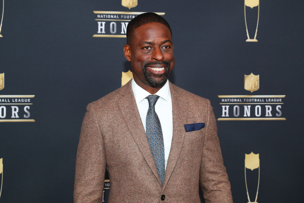 What is Sterling K. Brown's middle name? It's definitely not Kathleen