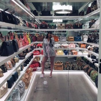 We calculated how much Kylie Jenner's handbag closet is worth, and that's a lot of zeros