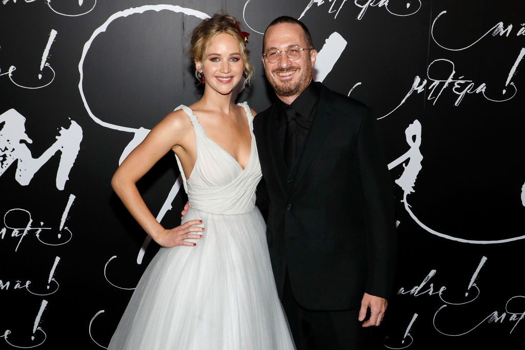 "Darren Aronofsky finally revealed what ""Mother!"" was really about, in case it still haunts your dreams"