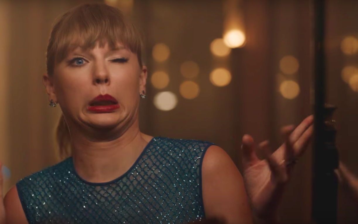 "Here's the meaning behind the ""Delicate"" video, because Taylor Swift is finally living her best life"